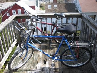 Provincetown condo photo - 2 bikes with locks for your use