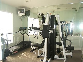 Glenbrook Resort villa photo - Gym in Club House