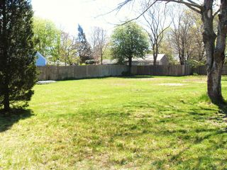 Hyannis - Hyannisport house photo - Fenced in .50 acre lot with grill & patio furniture for 10. (Not shown here)