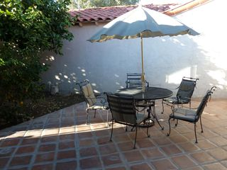 Palm Springs condo photo - Courtyard