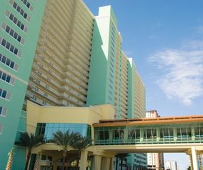Panama City condo photo - Wyndham Panama City Beach - Exterior