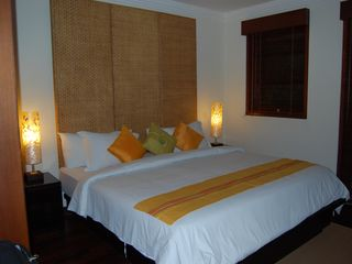 Nusa Dua apartment photo - Second bedroom with King bed