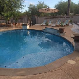 Oro Valley house rental - Pool