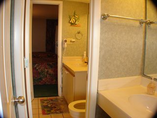 Ocean Dunes condo photo - Full Bath and Half Bath