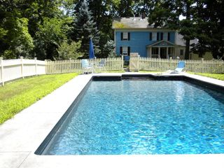 Chatham farmhouse photo - pool