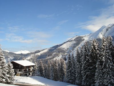 appart. for 5 people in chalet 4 apart. including the owner