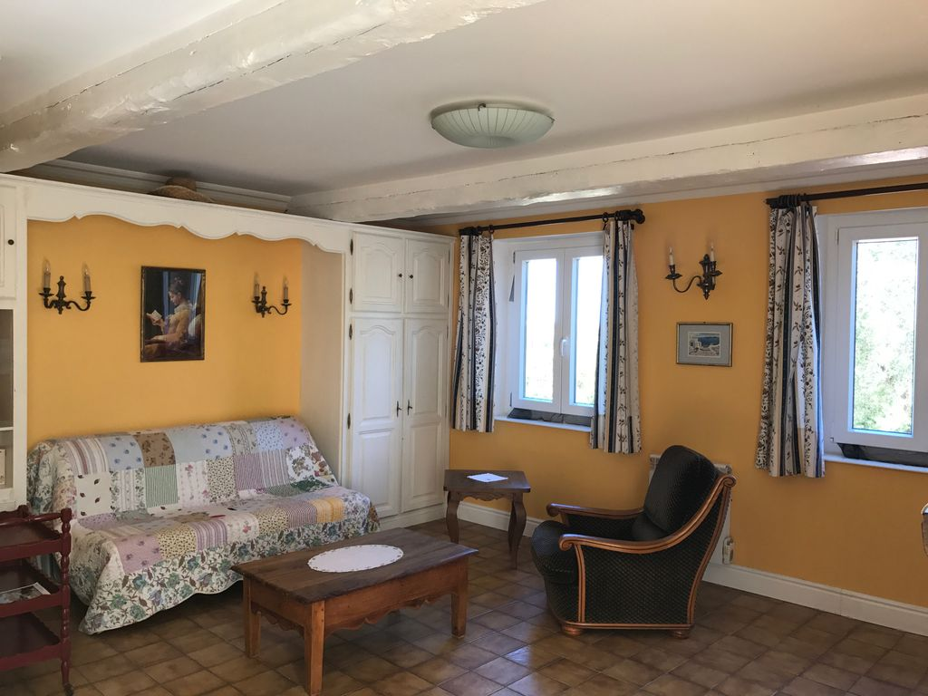 Very beautiful 2 rooms with large terrace in peace - AMANDIERS