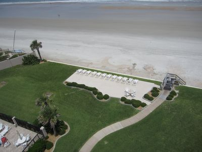 Beach Pad and Access