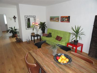 Apartment in Vienna with Parking, Terrace, Washing machine (397484)