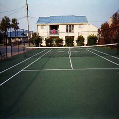 Tennis Court - Destin condo vacation rental photo