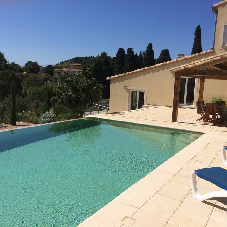 Holiday house, close to the beach, Péret, Languedoc-Roussillon