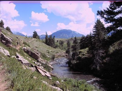 Box Canyon - a favorite hike along the Piedra River  - Wolf Creek Pagosa Springs