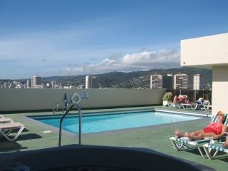 Roof top heated pool, sauna, and hot tub, BBQ, Outstanding  360 degree views