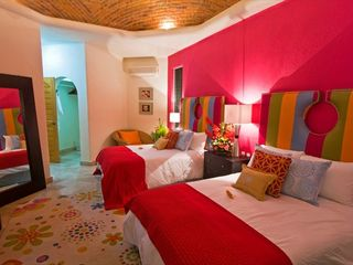 Manzanillo villa photo - Guest Suite, 'Mango Fruta'