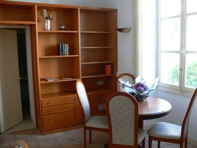 Apartment and Studio in Biarritz. 2 to 8 persons. Calm location in city center