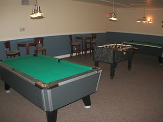 Oceanside condo photo - Billiards room for use at the complex