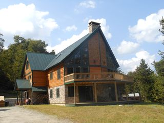Warren chalet photo - .