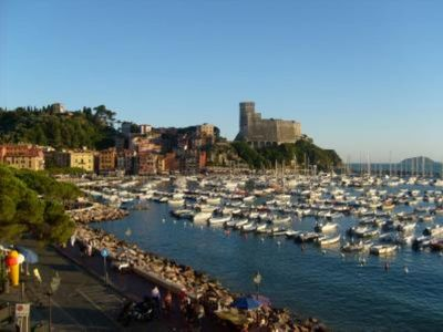 Charming apartment in the center of Lerici