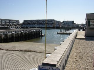 Stone Harbor townhome photo - Boat loading ramp at Marine Park.