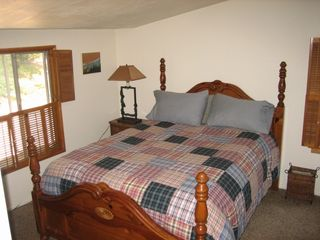 Lake Arrowhead cabin photo - Upstairs Bedroom