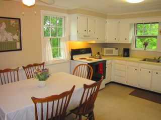 Vineyard Haven house photo - Eat-in Kitchen