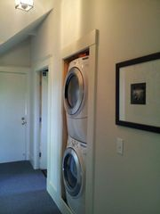Essex studio photo - Stack washer/dryer