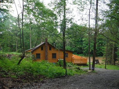 ON THE ROCK CABIN Is A Family Friendly Cabin, Great For Relaxation And  Outdoors
