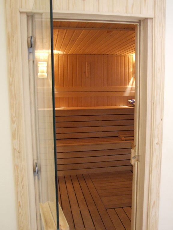 Sauna available within the Hillview Garderns