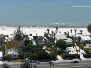 Fort Myers Beach house photo - Sunset Paradise Street View