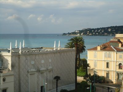 Apartment 40 m from the wonderful panoramic sea and mountain view