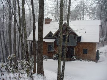 Think about a Winter visit - snuggling by the fire, sledding, tubing