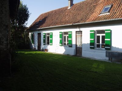 Buire le sec farmhouse rental - The Farmhouse