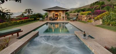 Lahaina house rental - In Ground Private Pool & Spa, Hot Tub