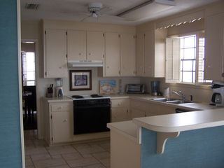 Gulf Shores house photo - A wonderful Kitchen with everything you can dream of!