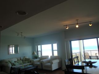 Wrightsville Beach condo photo - Panoramic views of ocean from condo!
