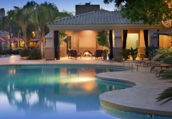 Tempe condo rental - Relax in one of the 2 pools at Arizona Retreat