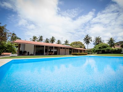 Luxurious 5 bedroom 100m from the beach Guaxuma