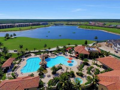 Bonita National condo with golf package & luxury amenities. 11% TAXES INCLUDED.