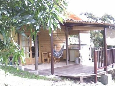 Bungalow Ti Kaz at François ... serenity in the flower island