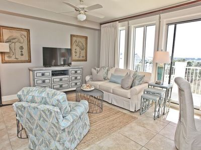 Come to the Beach ! Totally updated ! Free Tram & Wi-Fi ! Bayviews on 6th floor