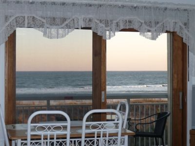 Direct Oceanfront - Private End Unit
