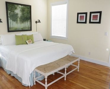 Home offers TWO master suites - each with King bed and private bathroom