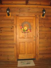 Gatlinburg cabin photo - Our cabin is waiting to welcome you to the vacation you deserve!