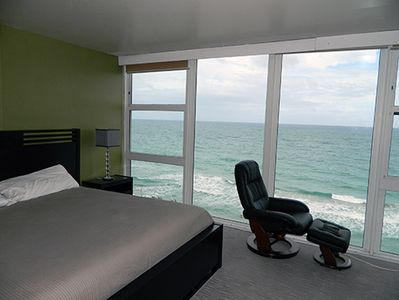 Master Bedroom with Amazing View