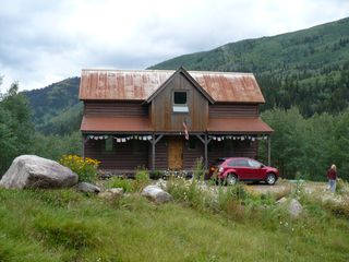 Telluride house photo - Summer in Rico