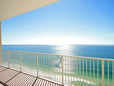 Check Out My Ocean Reef Rentals!!  Here is the View from the Balcony!