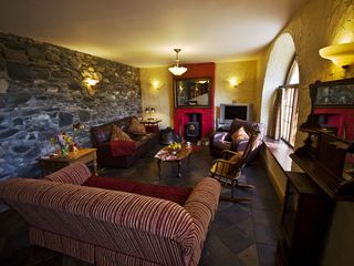 Killarney cottage photo - The Loft Sitting Room