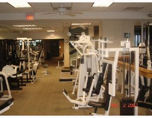 Miami apartment photo - gym center