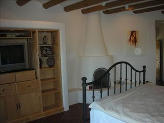 Taos house photo - The Master Bedroom Suite - start to relax and enjoy, top of the line pillow top