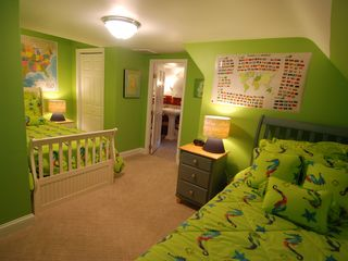 Rehoboth Beach house photo - The Kids Suite (for young and old) upstairs in the Main House